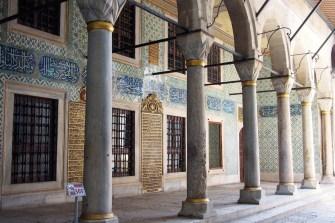 Harem im Topkapi-Palast
