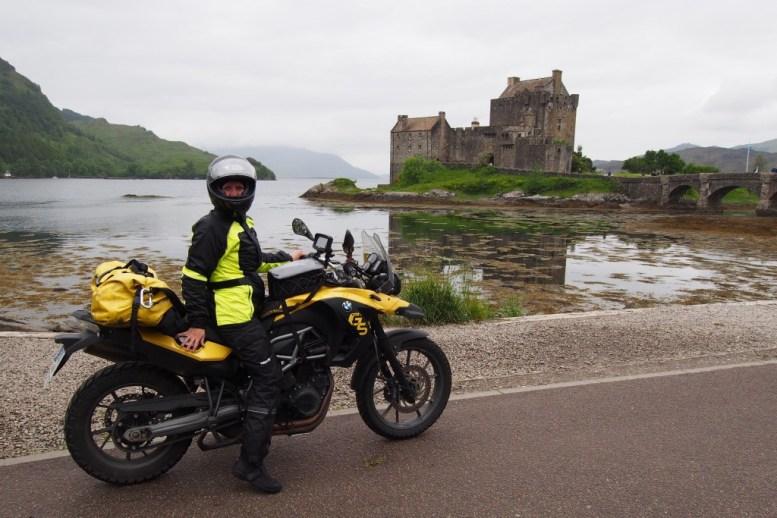Eilean Castle Schottland