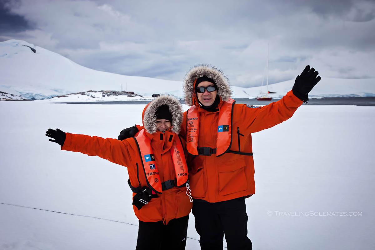 """¿Cómo es vivir en la Antártida, """"el lugar más seguro del mundo"""" sin casos de coronavirus?"""
