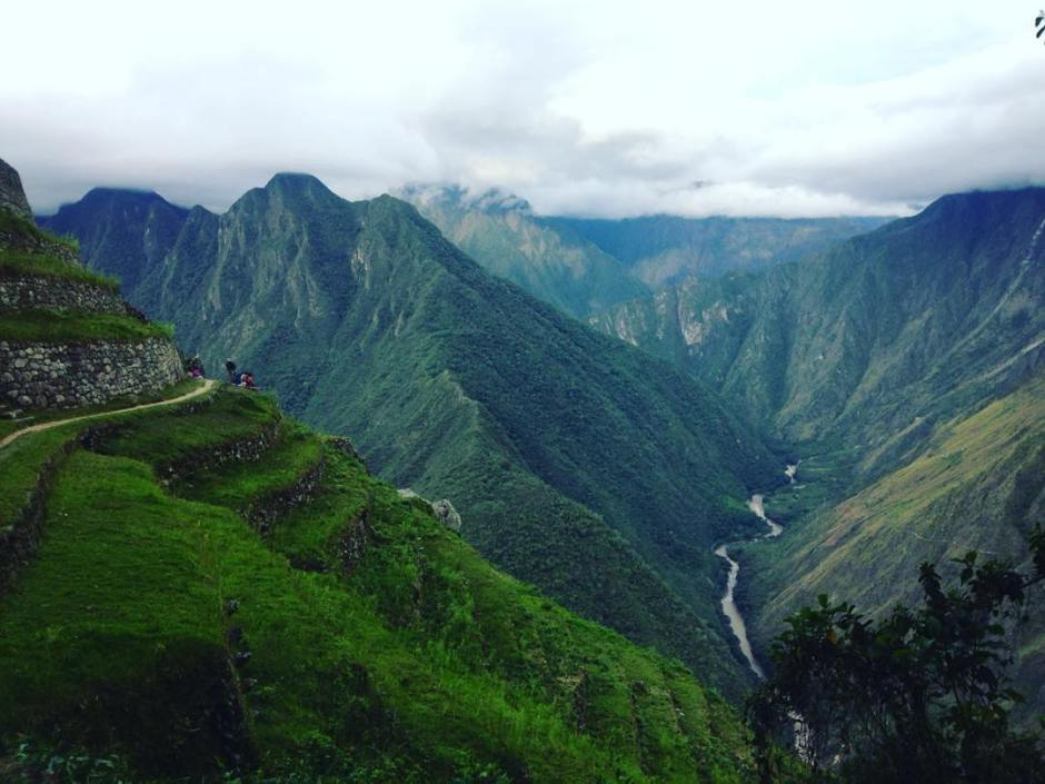 10 Amazing Sites You'll See Only If You Hike the Inca Trail | The Traveling Spud | Huinay Huayna