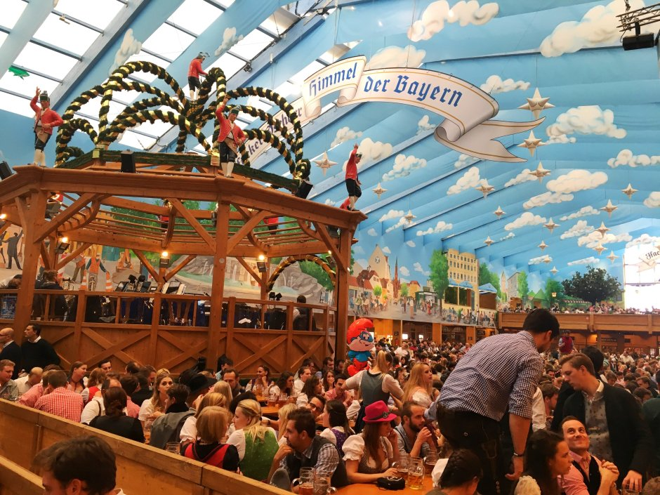 Oktoberfest: How to Have Fun & Not Die