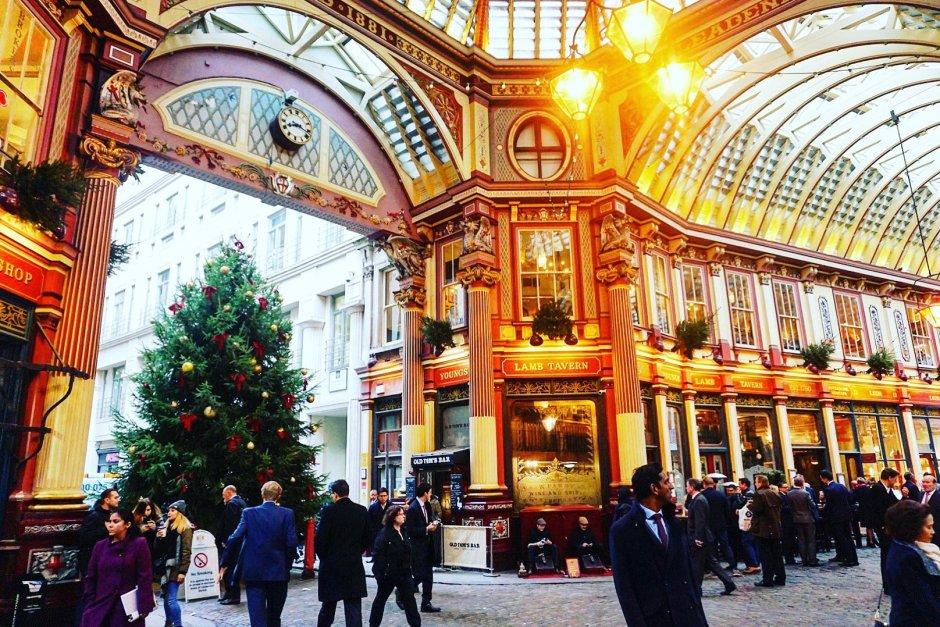 My Top 5 Favorite London Markets