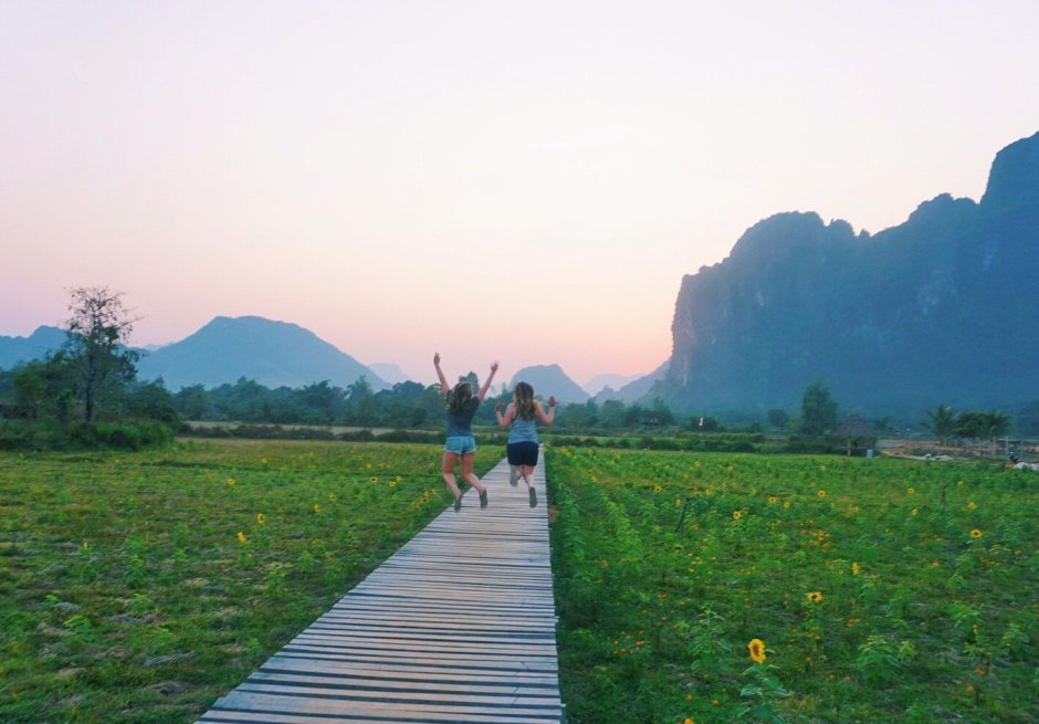 Diaries Around the World: Laos
