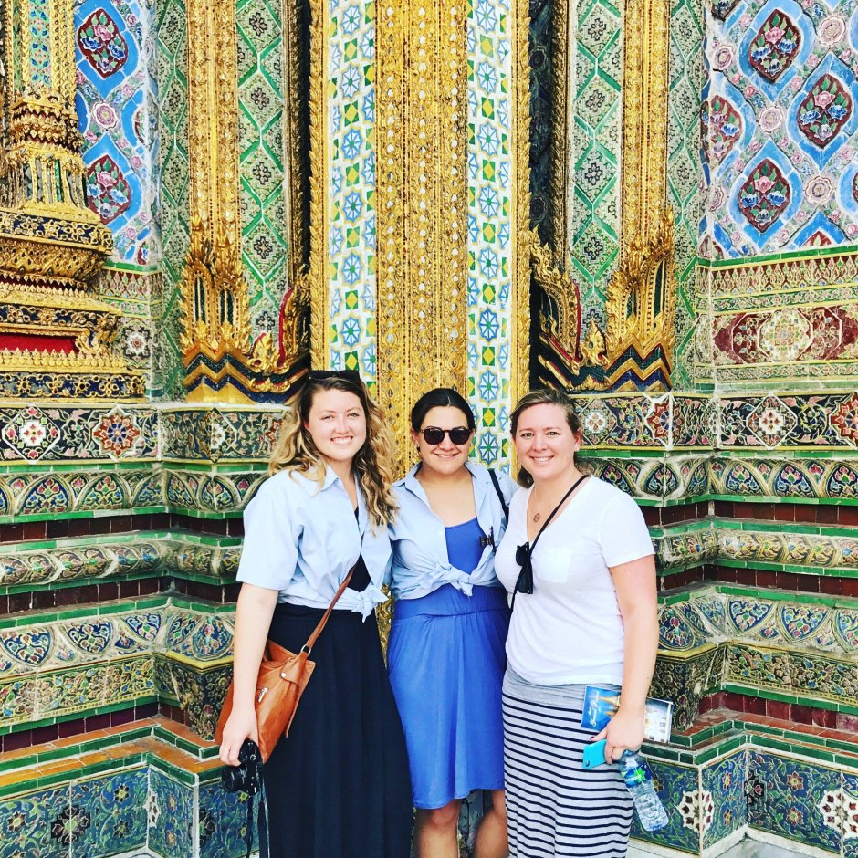 Diaries Around the World - Grand Palace