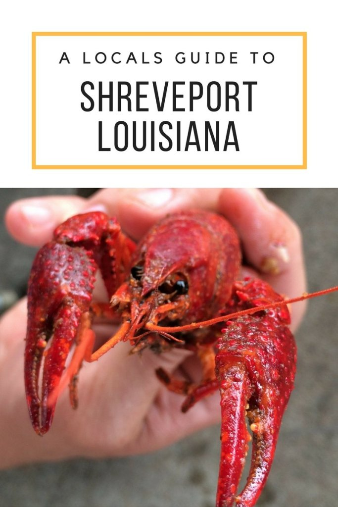 a locals guide to Shreveport Louisiana
