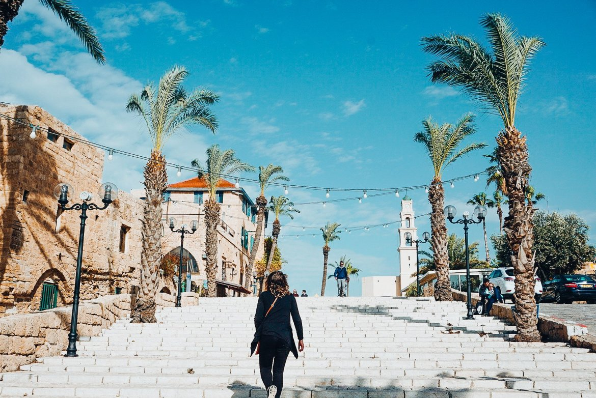 peace in the middle east how to spend christmas in israel