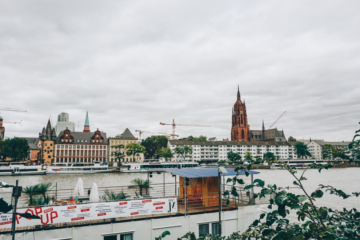 5 Things to do in Frankfurt