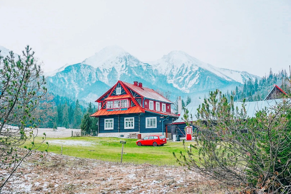 10 Reasons to Visit the High Tatras in Slovakia in Winter