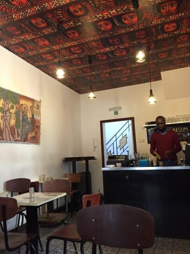 Aksum Coffee
