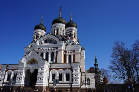 Orthodox Church, Tallinn