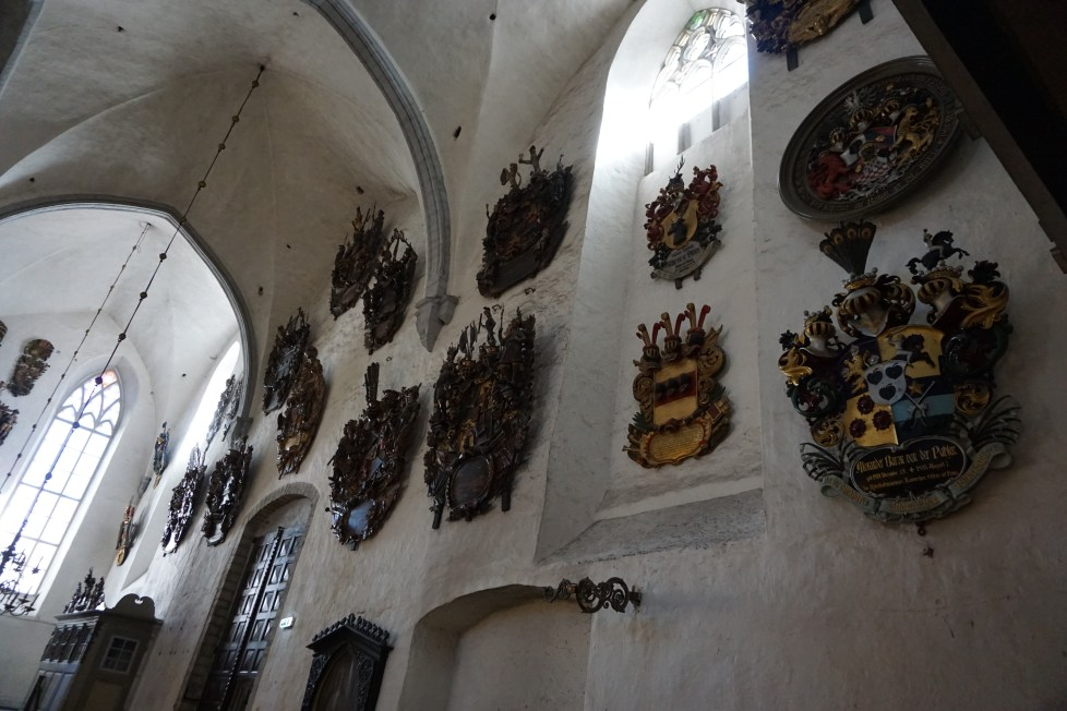 Coat of Arms Room, Tallinn, Estonia