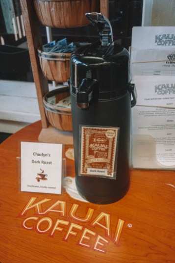 Kauai Coffee Co.