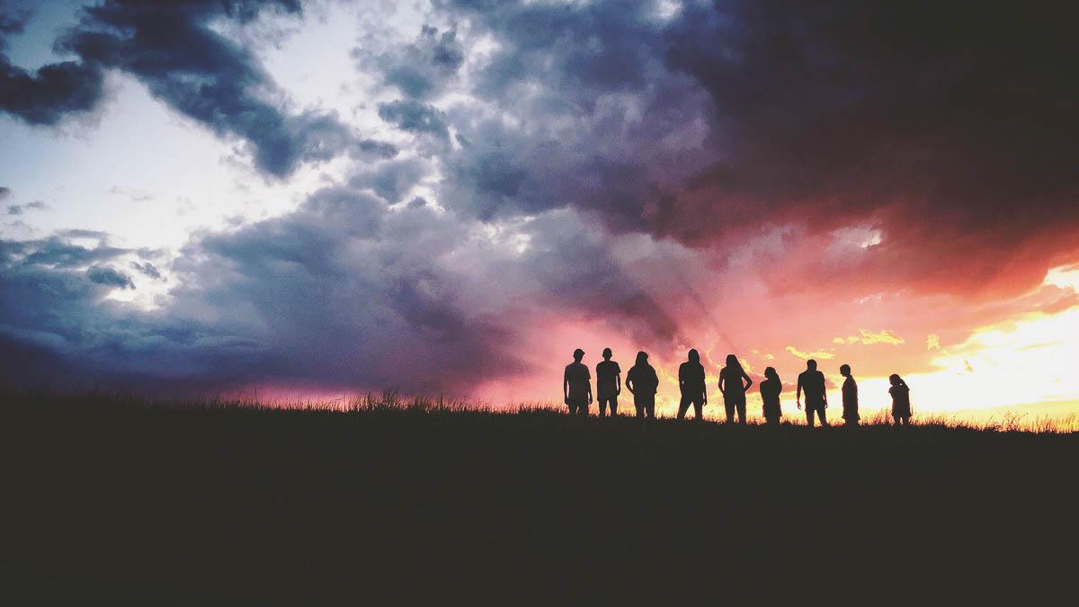 Together we can!   Durch Worte Licht ins Dunkle der anderen Beteiligten bringen – so wie beim Borderline-Trialog.