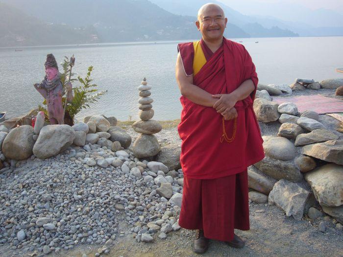 pokhara-monk