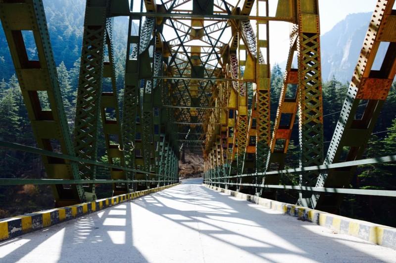 Gangotri-Brücke