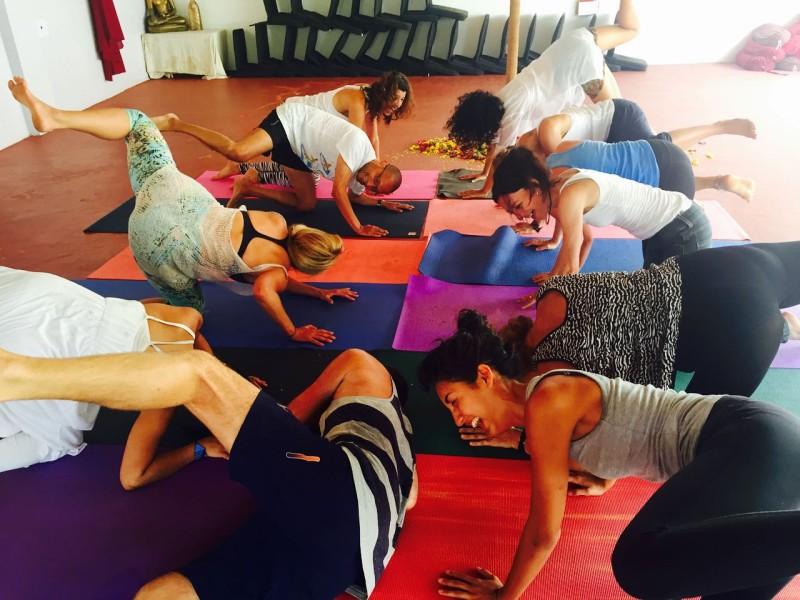 Yogalehrerausbildung Trimurti Yoga Goa