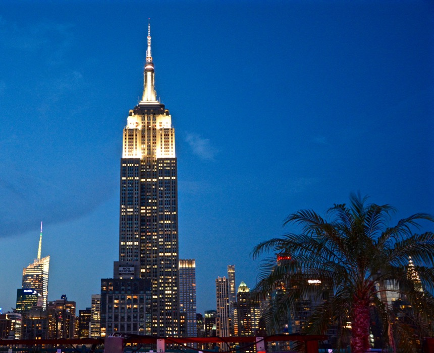 Rooftop Bars in New York