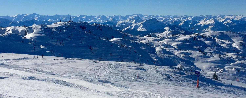 Traum In Weiß Skifahren Nahe München Auf Der Steinplatte
