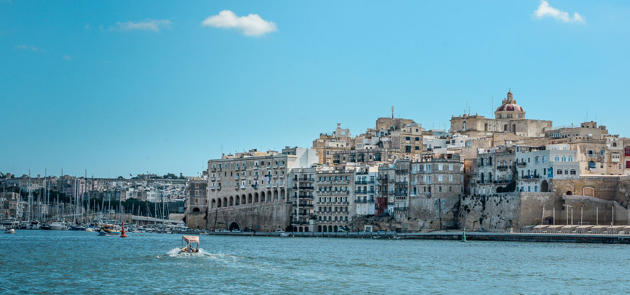 Traveling the World Malta Valletta Three Cities