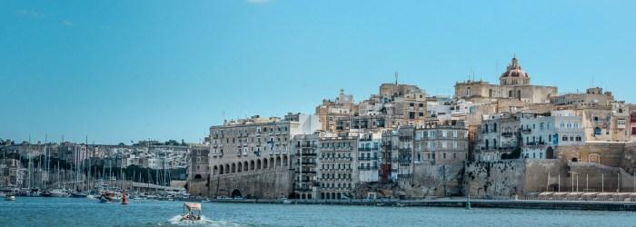 Traveling the World Malta Valletta Three Cities