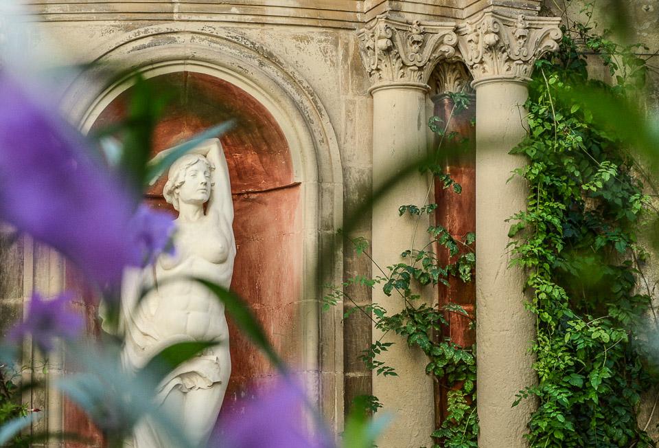 Traveling the World Malta Valletta Casa Rocca Piccola Garden Sculpture