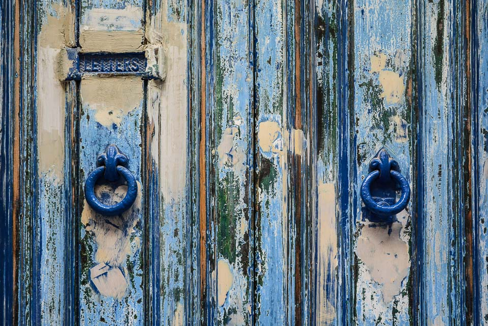 Traveling the World Malta Valletta Colourful Wooden Doors