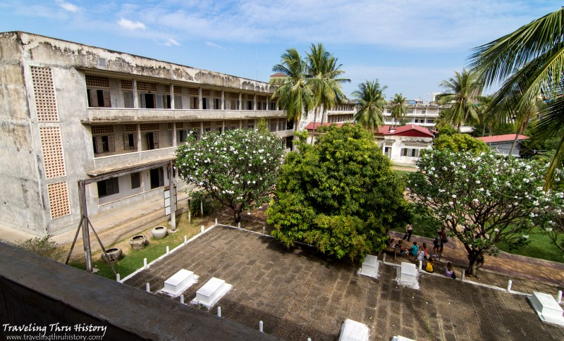 Tuol Sleng Grounds
