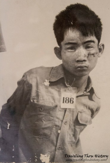 Pictures of Tuol Sleng Victims