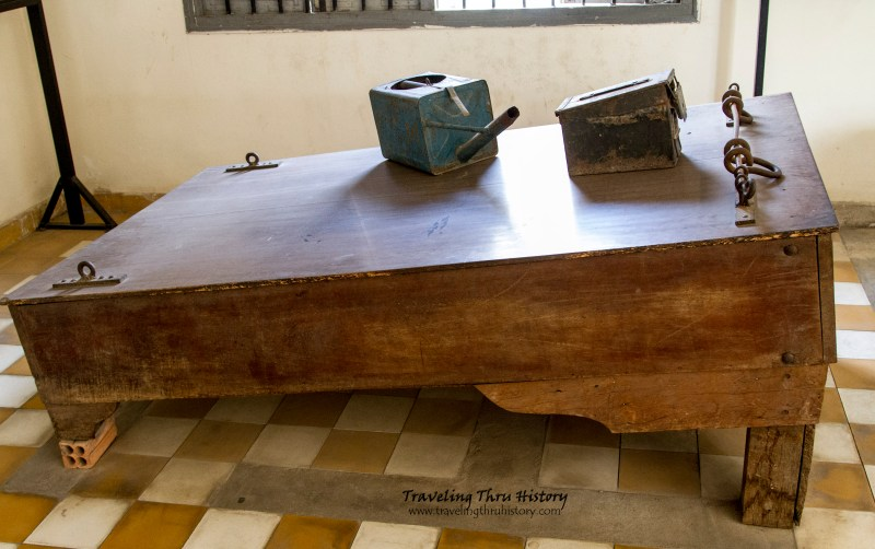 Tuol Sleng Artifacts