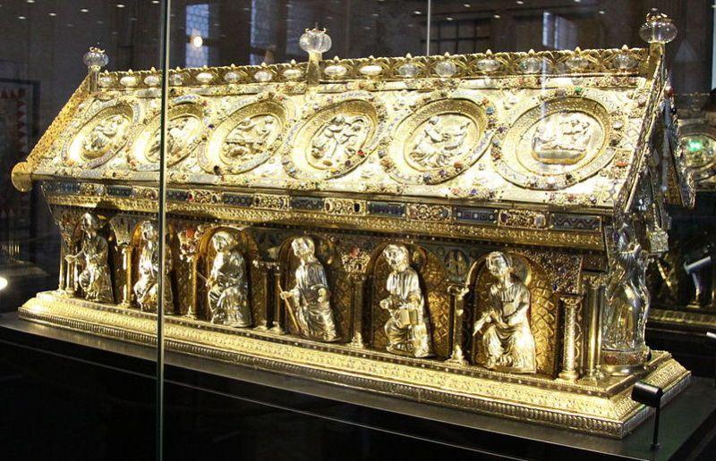 Reliquary of St. Maurus