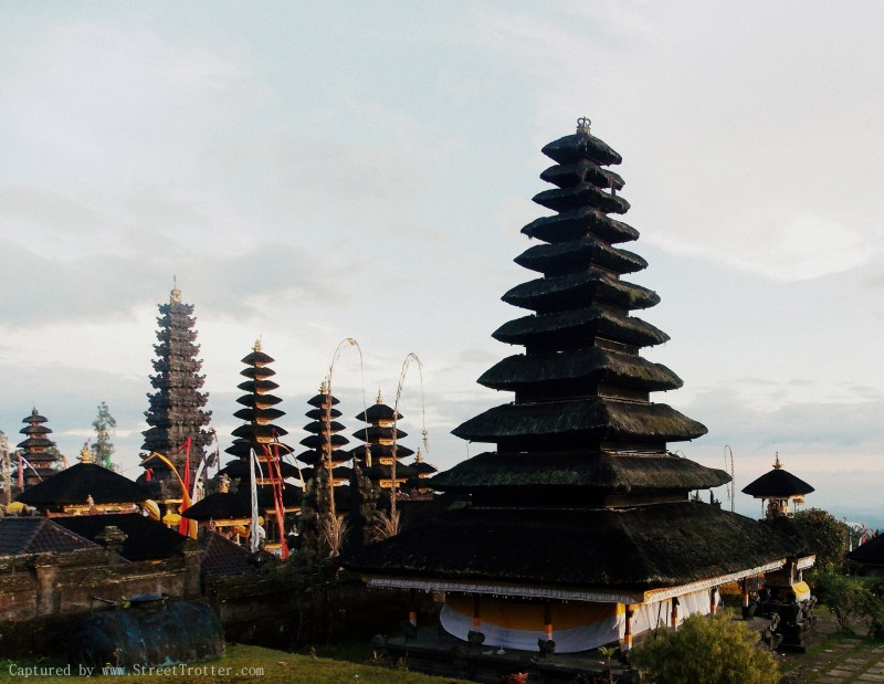 Mother Temple, Bali, Indonesia