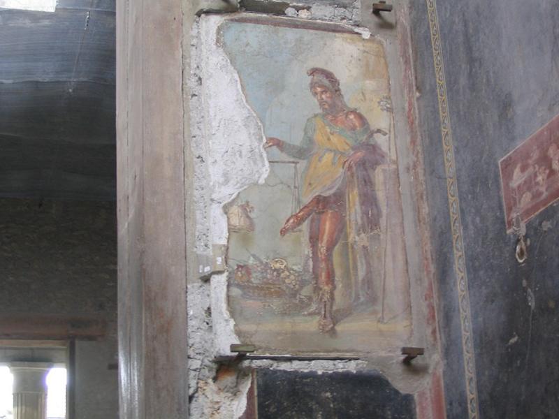 Pompeii, Italy, Europe