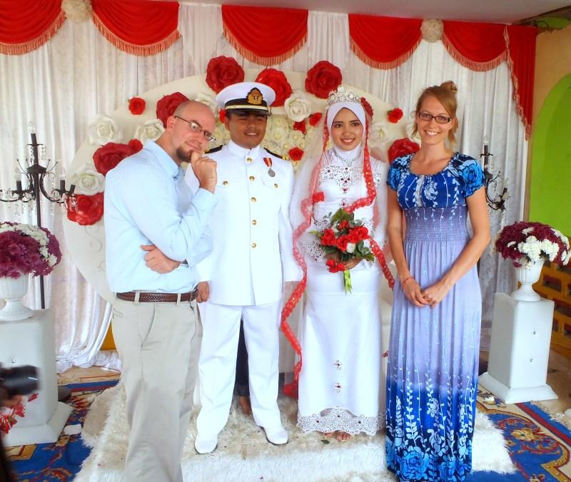 Adilah's Wedding, Malacca, Malaysia