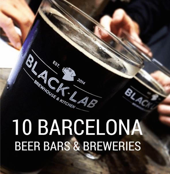 Barcelona-beer-bars