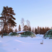 Once in a Lifetime Experience at Kakslauttanen Arctic Resort