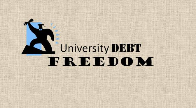 University Debt Freedom