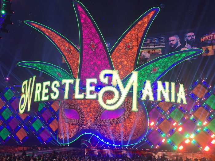 WrestleMania 34