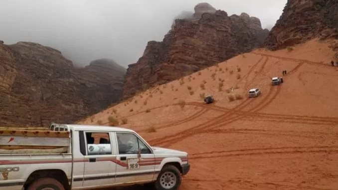 Wadi Rum Tourist Attraction e1545668755446 678x381 - Jordan Travel Guide – So Much More Than Just Petra