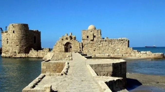 Saida Lebanon Beirut Castle Crusade e1546965679758 678x381 - Lebanon Travel Guide - A Week Long Road Trip