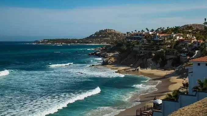Cabo San Lucas Mexico - Top Seven Vacation Destinations in Mexico