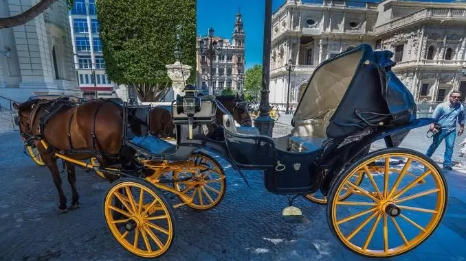Buggy Andalusia Seville e1554441691409 - Short City Breaks - Seville Spain Travel Guide