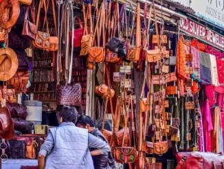 Shopping Tourism, Top 5 Famous Shopping Destinations in India