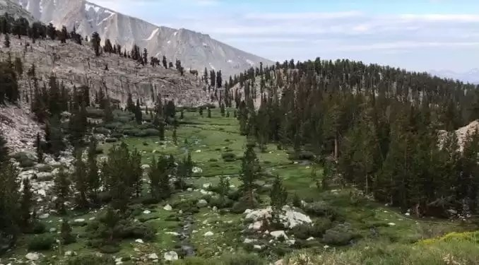 john muir trail e1559022598862 - 10 Long Distance Hiking Trails In The US