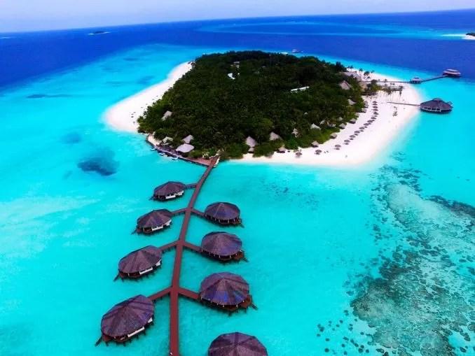 5 Smallest but Hottest Tourist Destinations Maldives e1559724127829 - 5 Smallest but Hottest Tourist Destinations