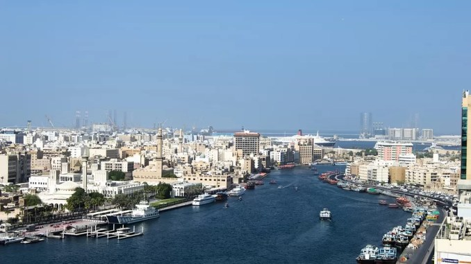 Dubai Creek 678x381 - 10 Best Things To Do In Dubai With Your Family