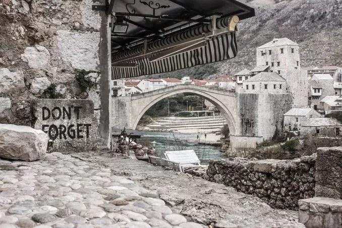 Stari Mostar Bridge e1561273427267 - Mostar, Bosnia-Herzegovina-The Little Paradise