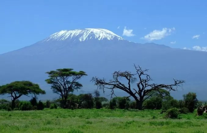 Mount Kilimanjaro e1563080518831 - 7 Best Places to Visit in Tanzania