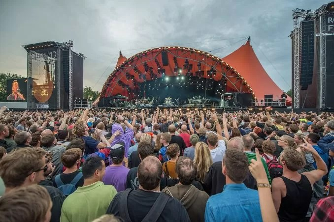 Roskilde Rock Festival e1564134303227 - Best Party Destinations In The World
