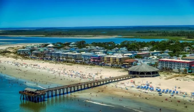 Tybee Island Georgia e1565430928931 - 10 Best Places to Visit in Georgia, USA
