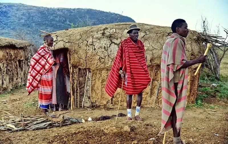 Maasai Warrior Tribe